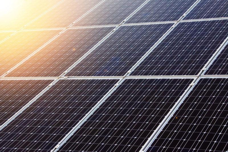 napelemes rendszer felépítése