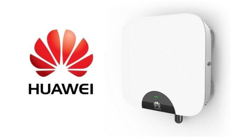 Huawei inverter