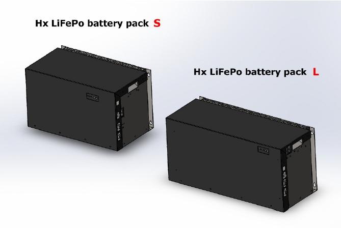 Taranis Szolár LiFePO Akkumulátor rendszer